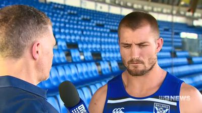 Toe surgery ends Foran's NRL season