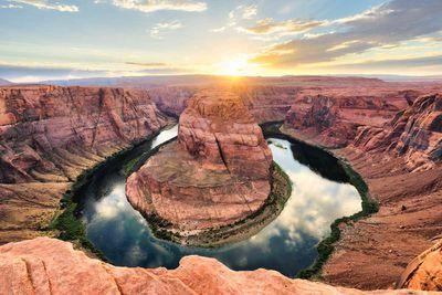 2. Grand Canyon, USA