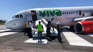 VivaAerobus Airbus.