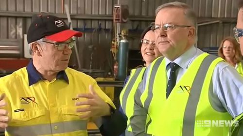 Mr Albanese said a switch to renewables offers opportunities for Australian coal exports.