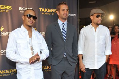 In 2010 he starred with T.I., Idris Elba, Chris Brown, Matt Dillon and Hayden Christensen in the crime drama <i>Takers</i>.