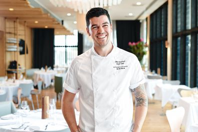 Stokehouse Executive Chef, Ollie Hansford