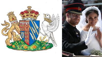 Duchess of Sussex's coat of arms and its subtle nod to California
