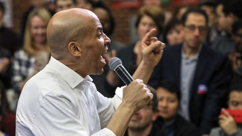 New Jersey Senator Cory Booker is one of the top contenders for the 2020 presidential race.
