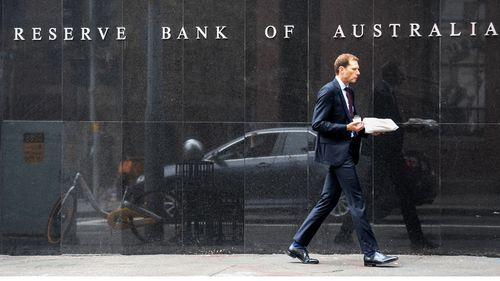 9NEWS Finance Editor Ross Greenwood said the figures provide enough proof that the Reserve Bank of Australia will not increase interest rates for some time in order to lessen the pressure on Australian home owners. Picture: AAP.