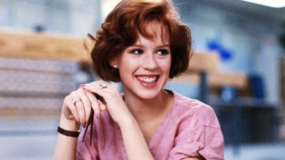 'Married film director stuck his tongue in my mouth': Molly Ringwald