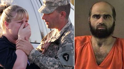 <p><strong>Fort Hood shooting, Texas, 2009 – 13 killed, 32 injured</strong></p> <p>On November 5, 2009, US major and psychiatrist, Nidal Hasan, went on a deadly rampage at Fort Hood army base near Killeen, Texas and shot dead 13 people. Hasan was stopped by civilian police Sergeant Mark Todd, who shot Hasan four times. Bullet wounds to his spine left him paralysed from the waist down. In 2013 he was sentenced to death. (AAP)</p>