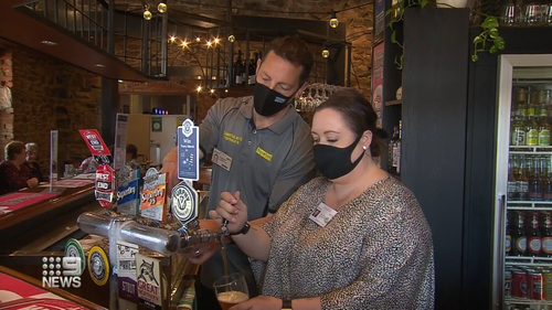 Adelaide paramedics ask pub worker for help to save life