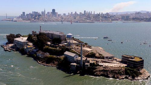 Hidden tunnels found under Alcatraz prison