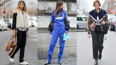 <p>Though Karl Lagerfeld once called sweatpants, &ldquo;a sign of defeat&rdquo;, <em>this time</em> the usually-informed head of Chanel is mistaken. This AW16, both on the runways and off, designers and early adopters alike stated &ldquo;I AM UNDEFEATED&rdquo; by working the humble tracksuit to stylish perfection.&nbsp;</p> <p>Clare Waight Keller, creative director of Chloe &ndash; arguably one of the most on-the-pulse, in-demand brands of the moment, explained to the FT, &ldquo;I think feminine athleticism has come to be a new signifier for luxury and status.&rdquo; </p> <p>Looking to the collections of Lacoste, Rag &amp; Bone and Vetements and street style veterans the likes of Yasmin Sewell, Bella Hadid and Caroline de Maigret, it seems she&rsquo;s not the only one to think so.</p>