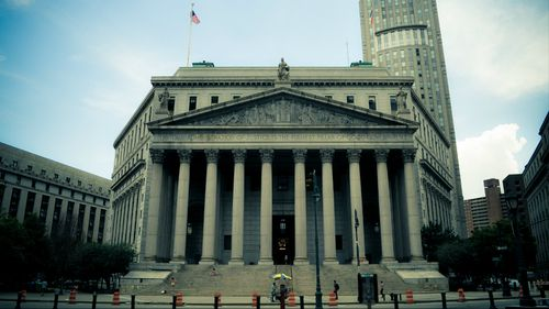Kevin Richardson was sentenced in Manhattan Supreme Court.