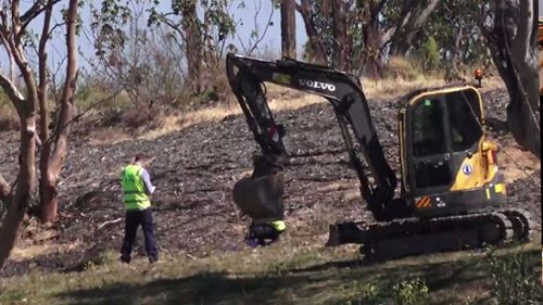 Asbestos alleged to be from a Sydney development was found dumped on the Central Coast.