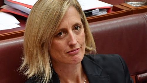 Dual citizen Katy Gallagher kicked out of Senate