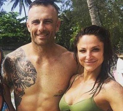 Steve 'Commando' Willis, rumoured girlfriend, Harika Vancuylenberg, Tahiti, retreat