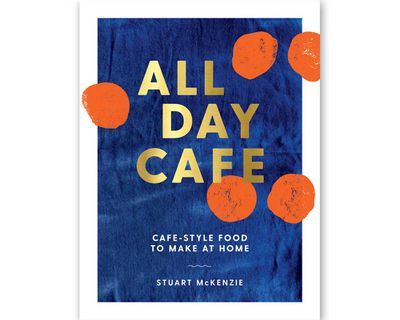 """<a href=""""https://www.murdochbooks.com.au/browse/books/cooking-food-drink/general-cookery-recipes/All-Day-Cafe-Stuart-McKenzie-9781743368404"""" target=""""_top""""><em>All Day Cafe</em> by Stuart McKenzie (Murdoch Books), RRP $39.99.</a>"""