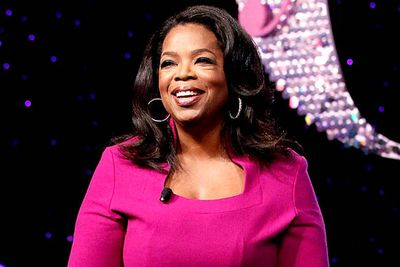 "After two and a half decades on the air, Oprah wrapped up her self-titled talk show in May to concentrate on other projects, including her own self-titled TV network. A-listers including Toms Hanks and Cruise, Madonna, Beyonce and Jerry Seinfeld came out to say goodbye, but ultimately Oprah's final episode was a quiet tribute to the fans who'd made her one of the world's most rich and powerful women. ""I won't say goodbye,"" said Oprah in her sign-off, ""I'll just say, 'Until we meet again…'"" Translation: she'll be back."