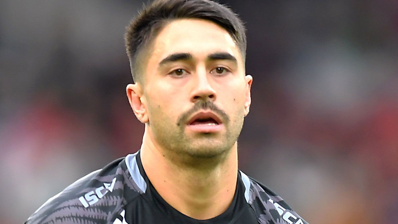 New Zealand Warriors star Shaun Johnson takes to social media to discuss playing future