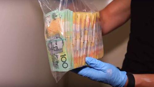 Five men face court after $1.5m drug seizure