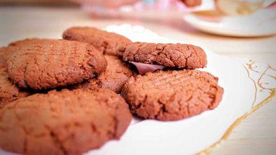 Three-ingredient Nutella cookies are real