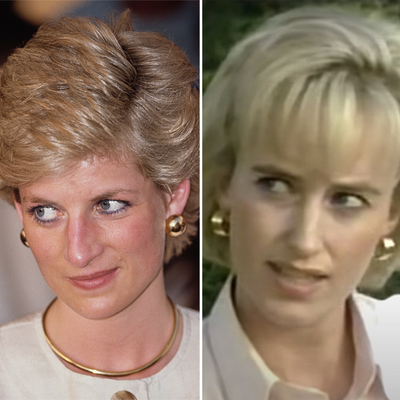 Amy Seccombe in Diana: A Tribute to The People's Princess
