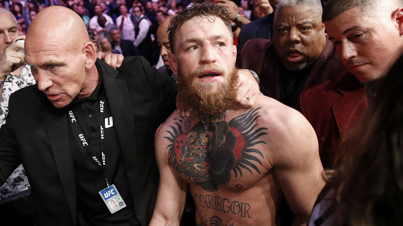 UFC boss Dana White reveals next likely move for McGregor