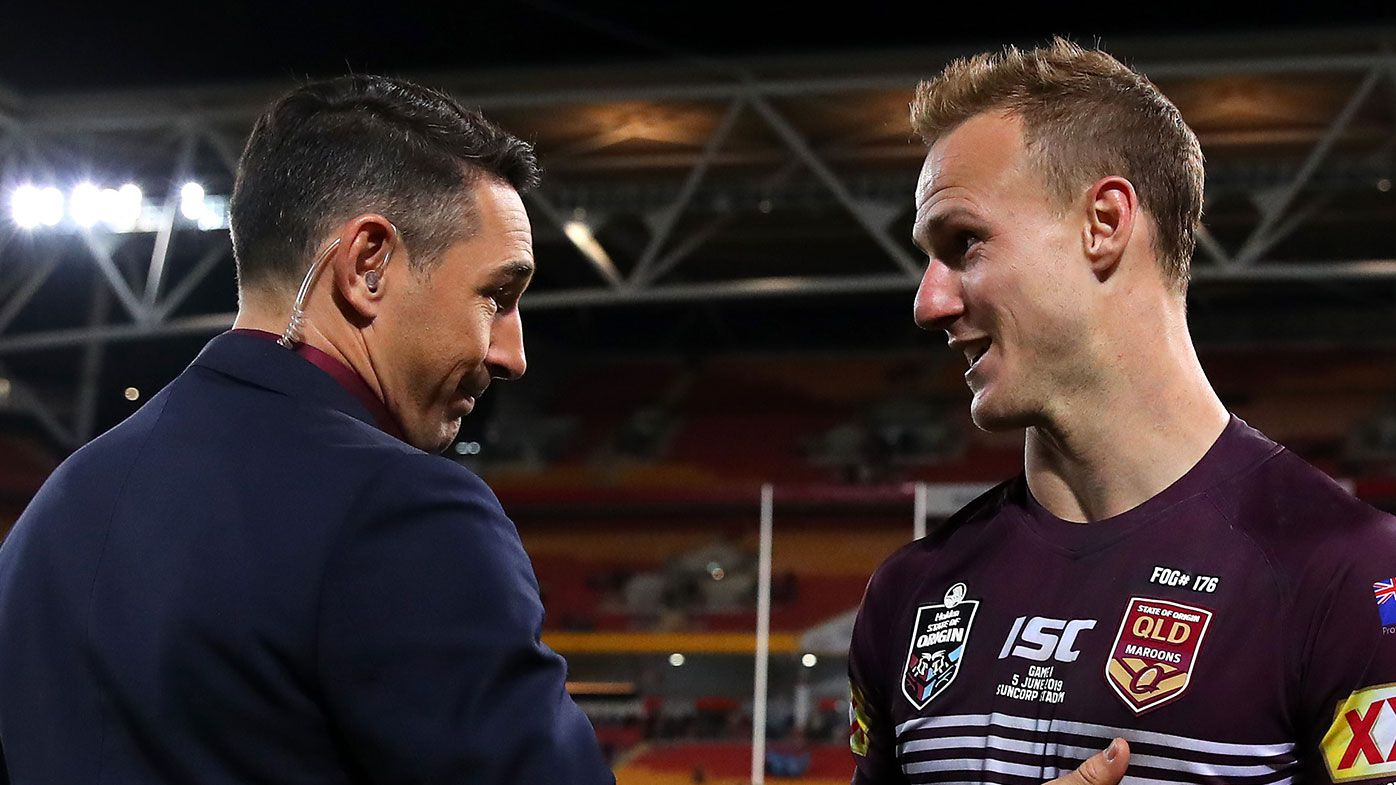 Billy Slater, Daly Cherry-Evans