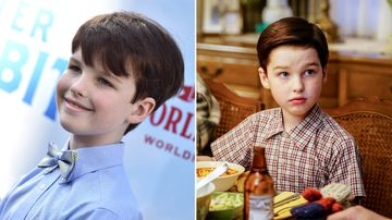 Who is the child star behind 'Young Sheldon'?