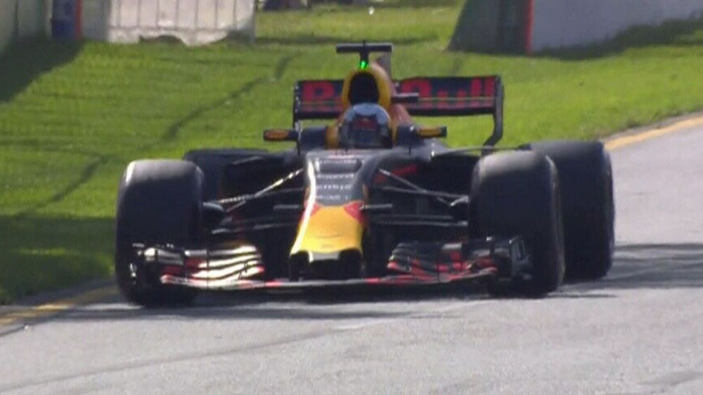 Red Bull's Daniel Ricciardo fumes after Australian Grand Prix from hell