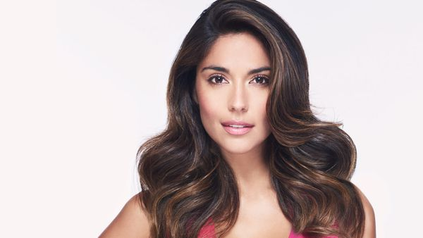 Pia Miller modelling for ghd. Image: ghd