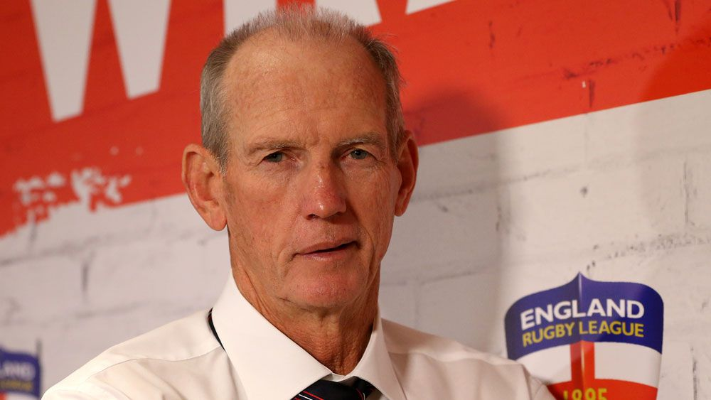 England keep the faith in Wayne Bennett