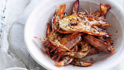 "Recipe: <a href=""https://kitchen.nine.com.au/2016/05/16/19/30/barbecued-prawns-with-pico-de-gallo"" target=""_top"">Barbecued prawns with pico de gallo</a>"