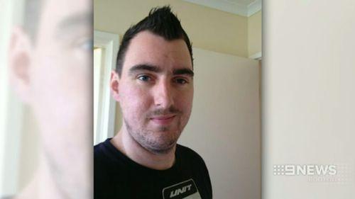 Adam Beardsmore was killed in the crash. (9NEWS)