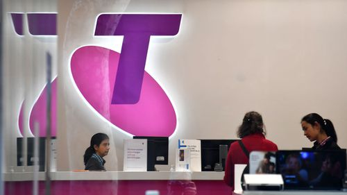 Telstra's profit is down 40 percent thanks to the NBN.