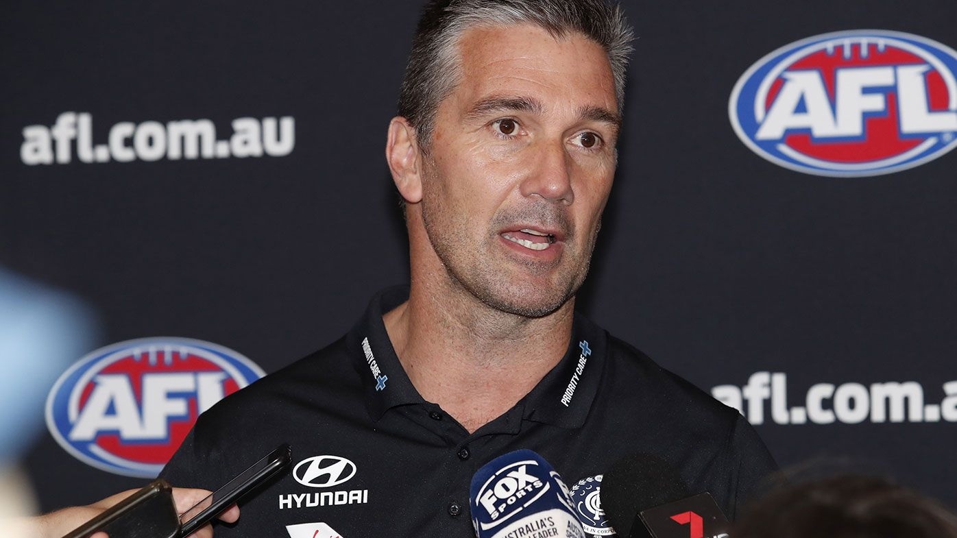 AFL legend Stephen Silvagni lashes out at Carlton over his 'amateur' axing last year