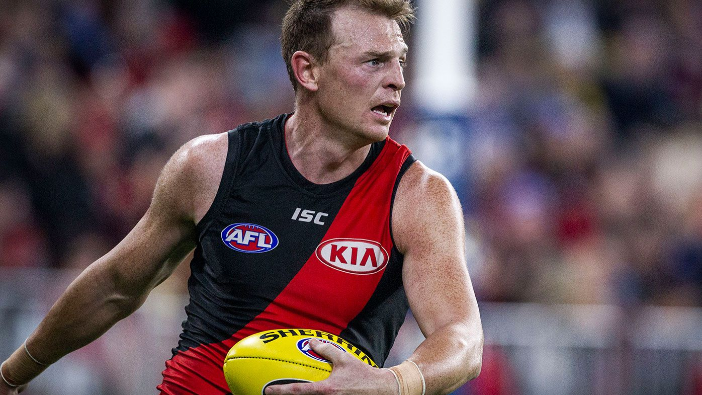Essendon confirm Brendon Goddard will not be offered a contract for 2019