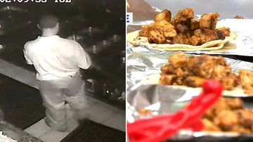 Restaurant burglar stops to make meal - and even leaves a tip
