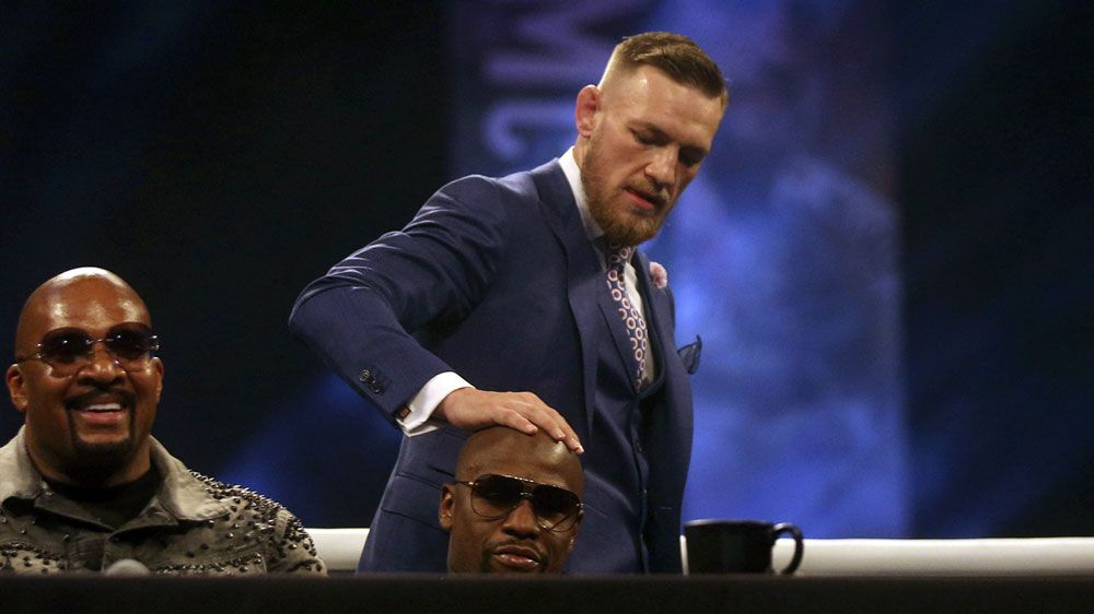 Conor McGregor rubbishes claims of racism at London press conference