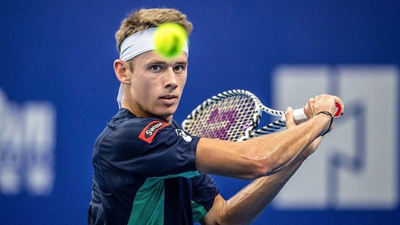 Alex de Minaur downs Andy Murray to reach final eight in Zhuhai
