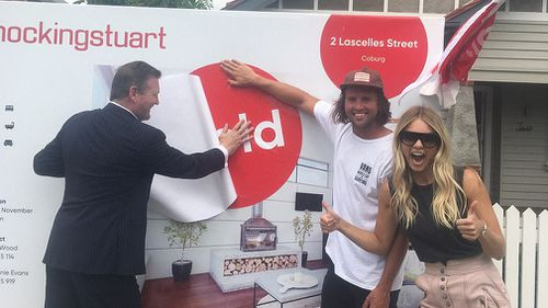 Josh and Elyse sold their Coburg home for a tidy sum. (Instagram)