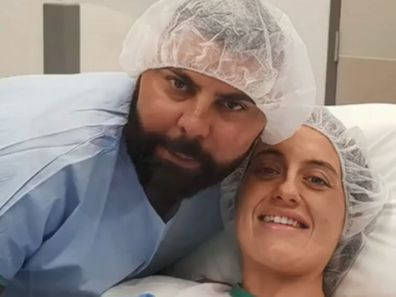 Terminal breast cancer mistaken for a cyst as mother of seven ticks off bucket list