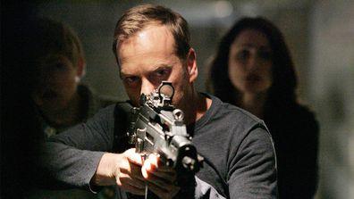 Keifer Sutherland stars as Jack Bauer in 24.