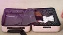 Space-saving luggage hacks