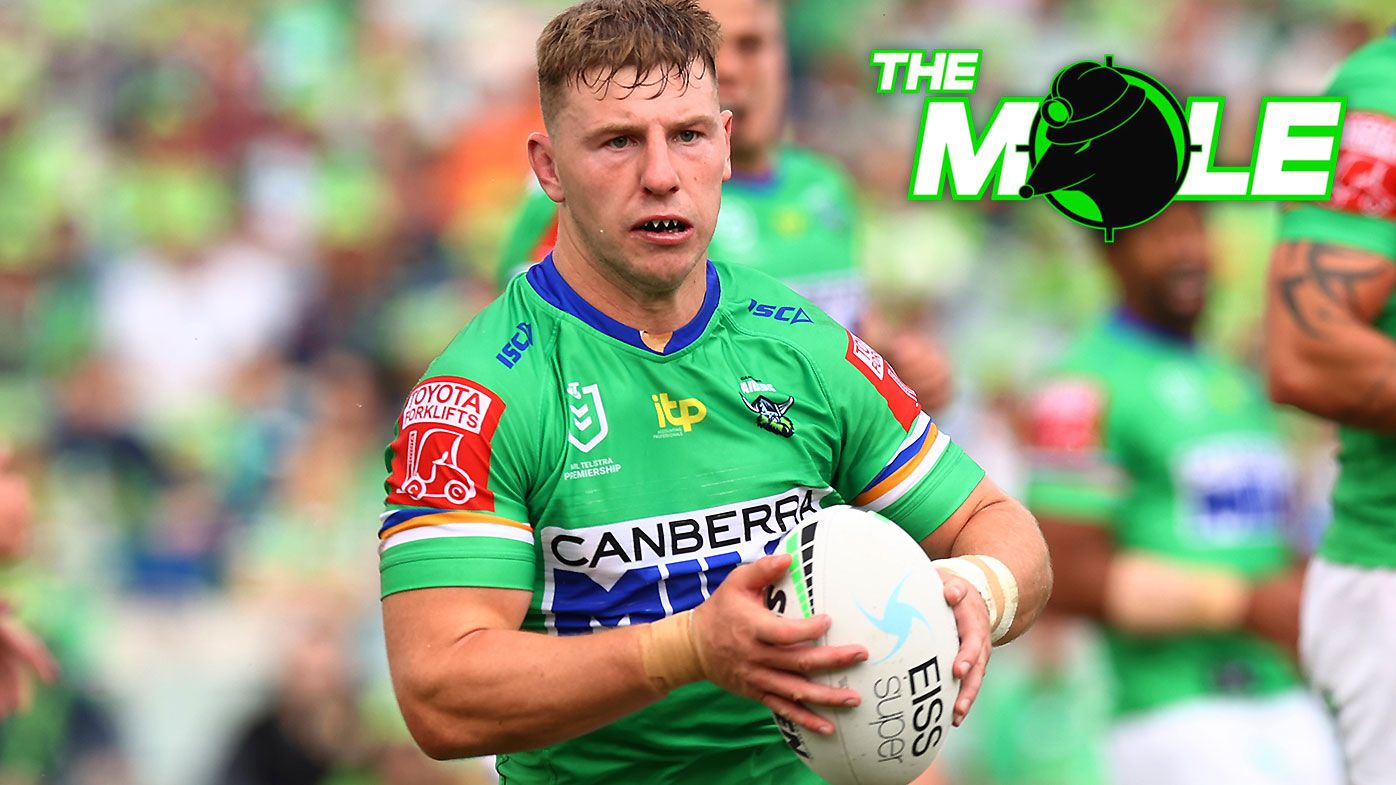 The Mole: Rugby League Players' Association involved in George Williams-Canberra Raiders break-up
