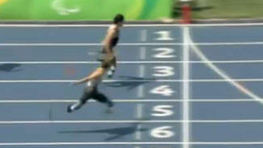 Paralympics: Kiwi breaks Pistorius' record in photo finish