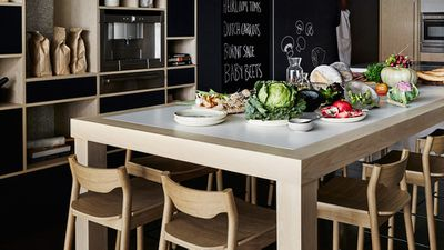 The Neff Market Kitchen, South Melbourne VIC - nominated for best retail design