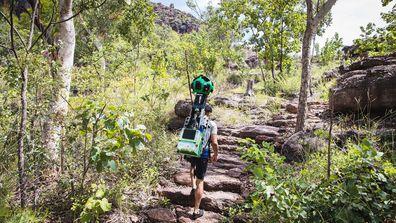 Kakadu National Park Google Street View