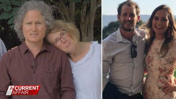 'Grief-stricken' family of young couple killed share pain and gratitude