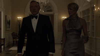 Claire Underwood is the best-dressed First Lady ever to have appeared on television.