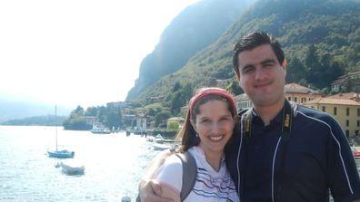 Travel couple dating marriage Paris