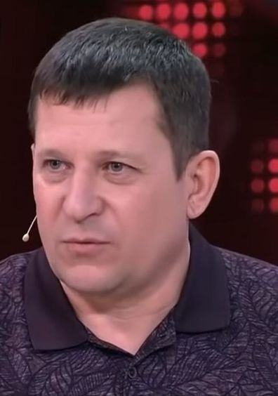 The Russian man says he found out his wife Marina Balmasheva was cheating on him with his son.